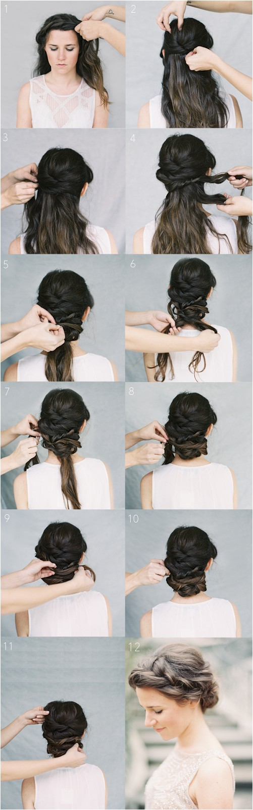 top hairstyles for long hair braids