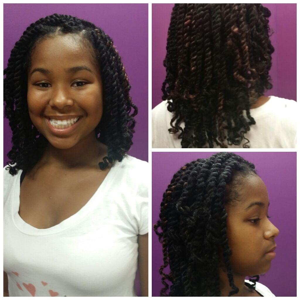 Hair Style · Marleytwists