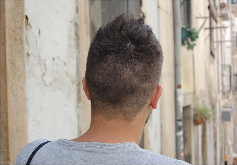 men back head hairstyle