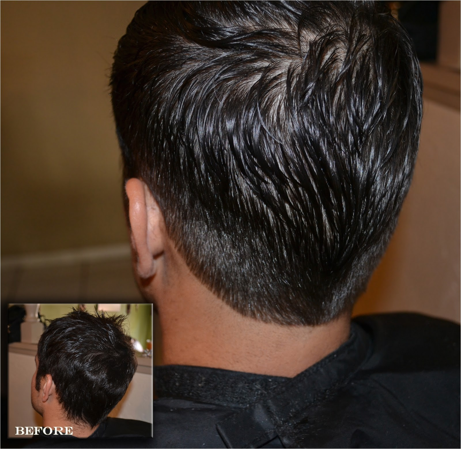 mens hairstyles back of head view