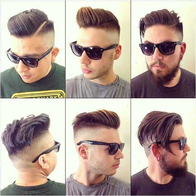 hairstyles for men catalog