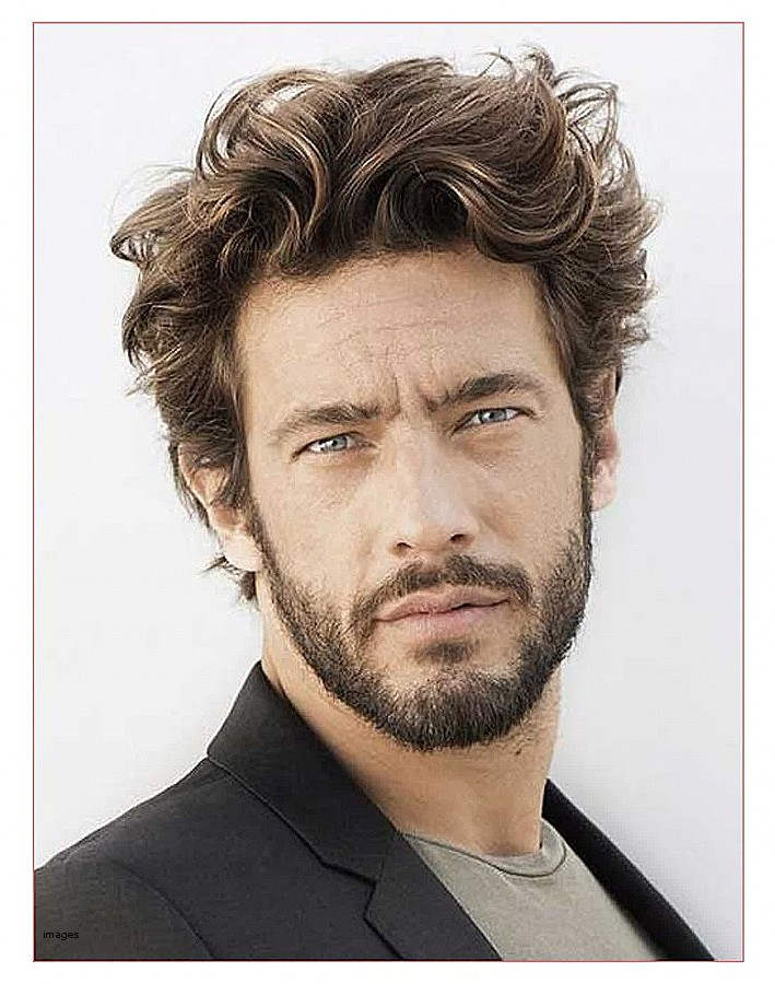 hairstyles for men with curly hair 2018