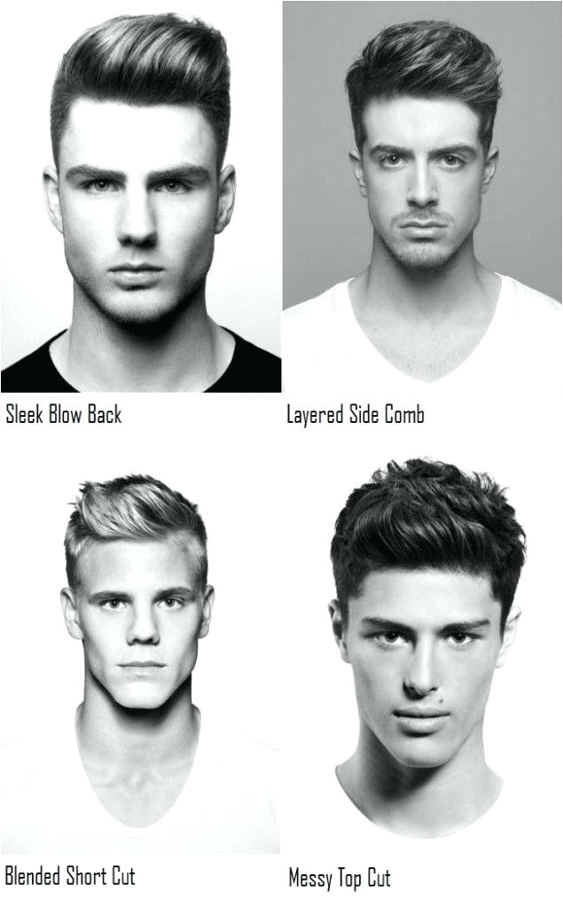 men s haircut names pictures