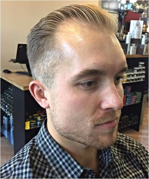 Hairstyles for Men with Receding Hairline and Thin Hair 45 Hairstyles for Men with Receding Hairlines