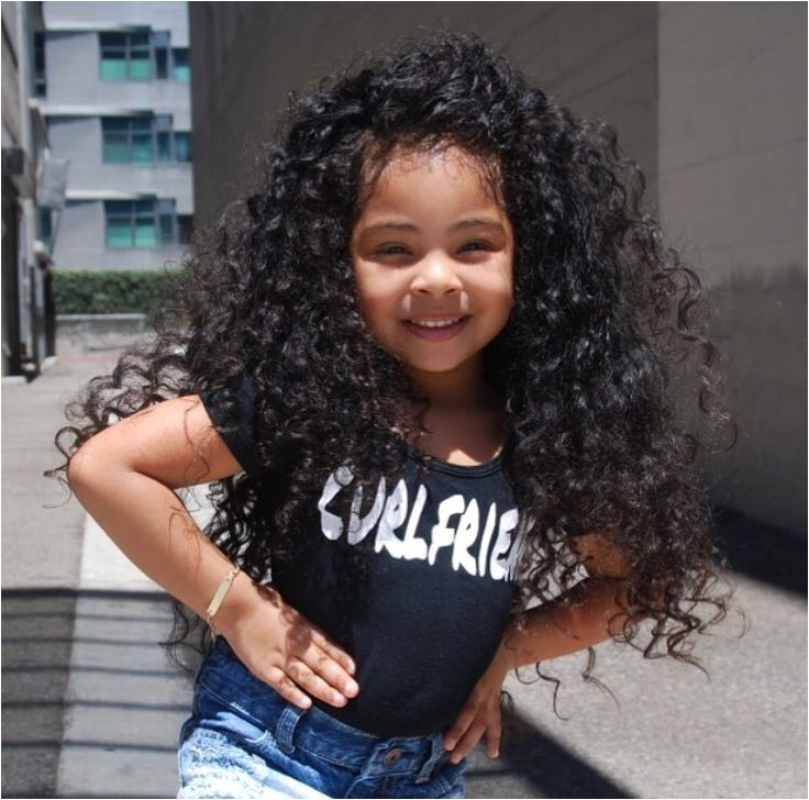 mixed baby hairstyles