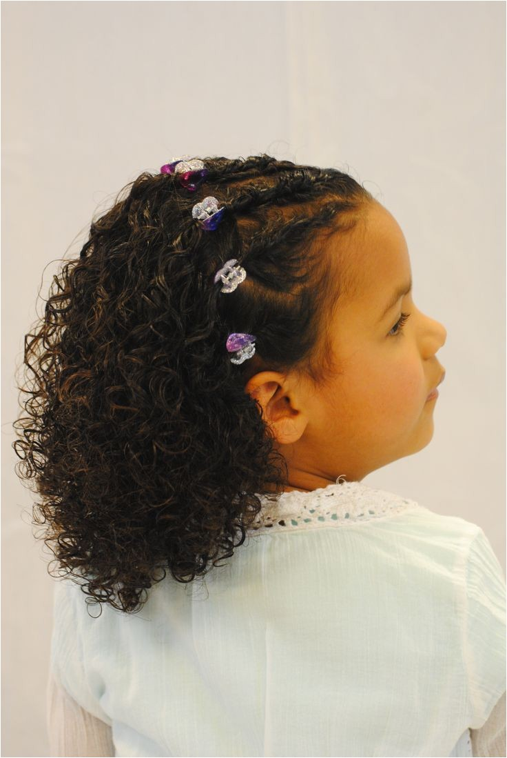 hairstyles for biracial girls