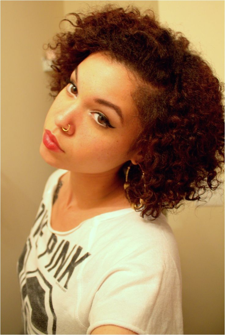 Hairstyles for Naturally Curly Mixed Hair 60 Curly Hairstyles to Look Youthful yet Flattering