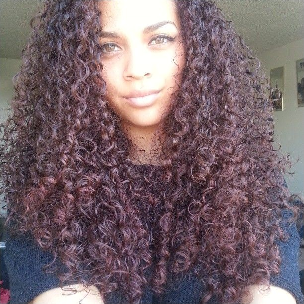 Hairstyles for Naturally Curly Mixed Hair 2