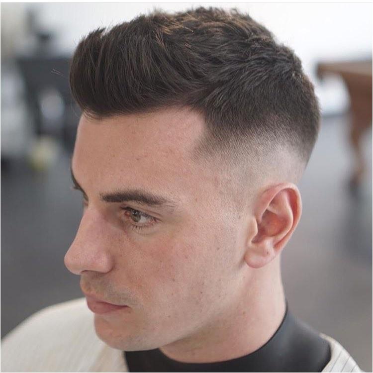 best short haircut styles for men