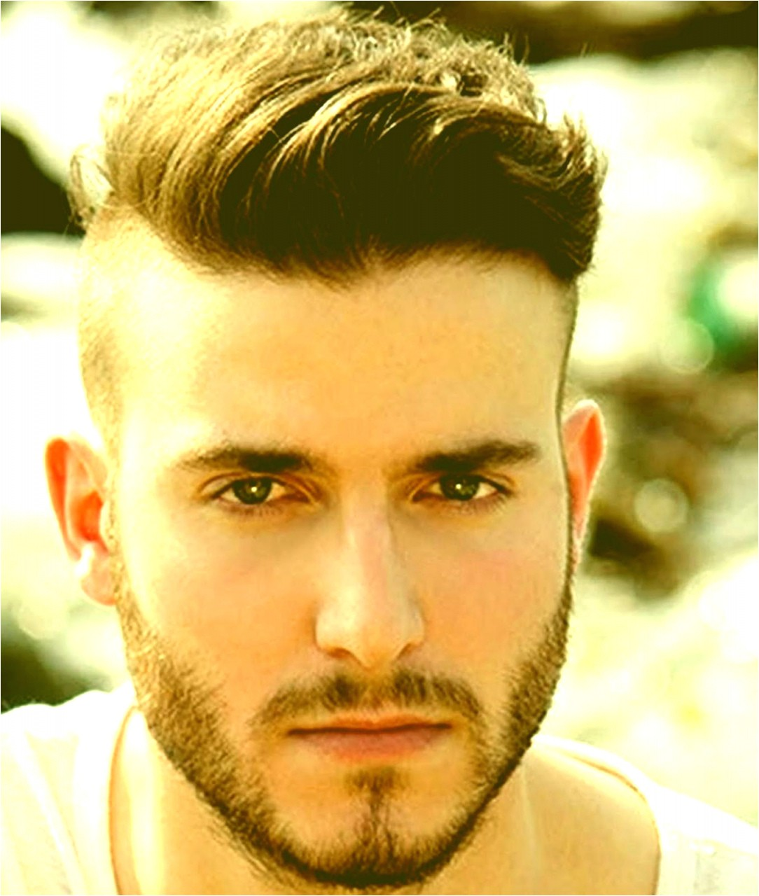 20 Long Hairstyles for Men with Thick Curly Hair Elegant Captivating Short Hairstyles for Men New
