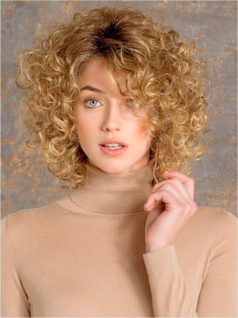 Hairstyles for Thin Natural Curly Hair 19 Enhance Your Beauty with Unique Curly Hair Styles