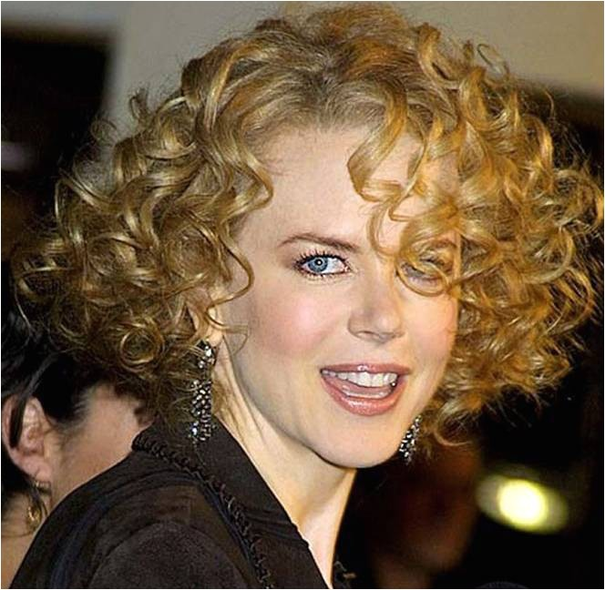 most endearing hairstyles for fine curly hair