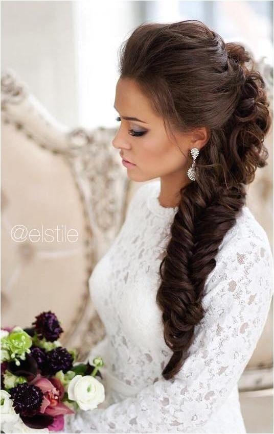 braided hairstyles wedding