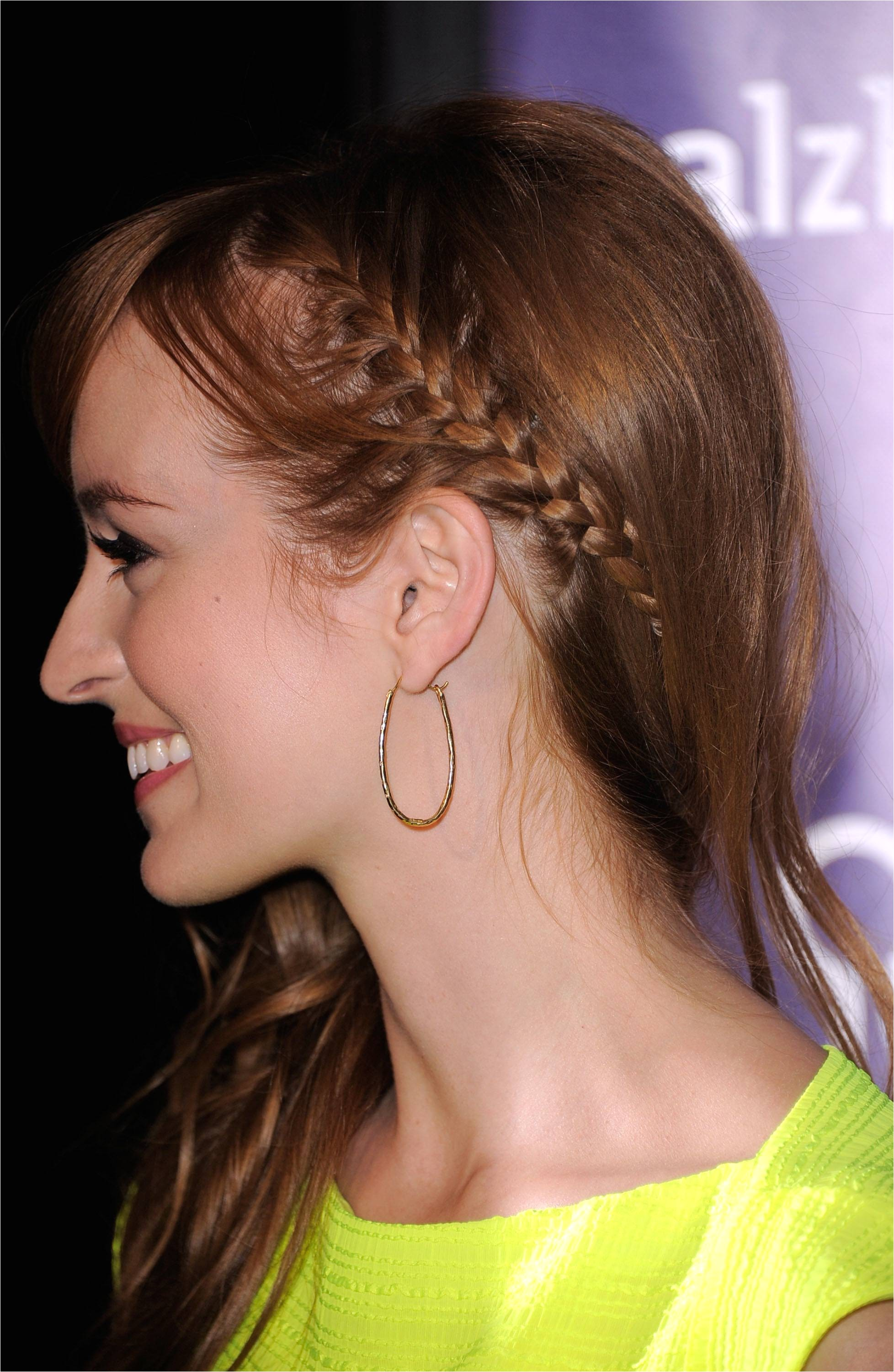 braided hairstyles