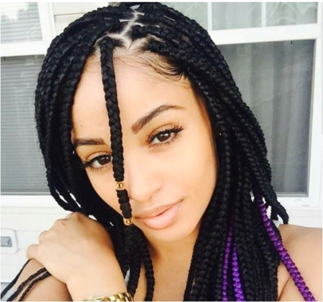 braided hairstyles for women of class