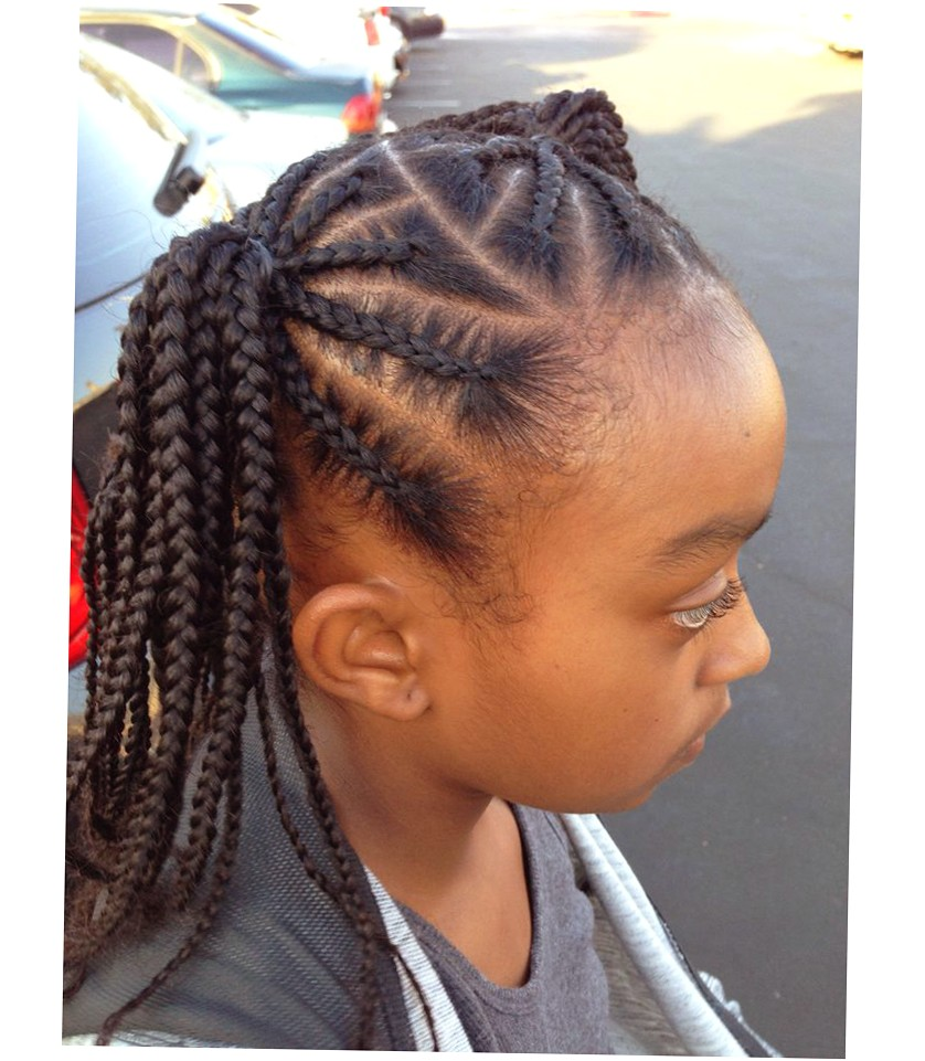latest african american braids