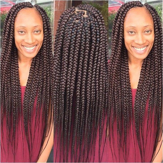 inspiration for my hair aka box braids