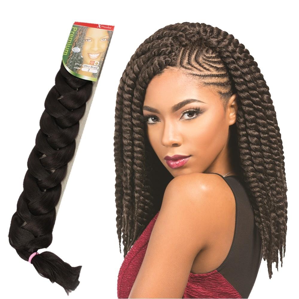 expression braiding hair styles