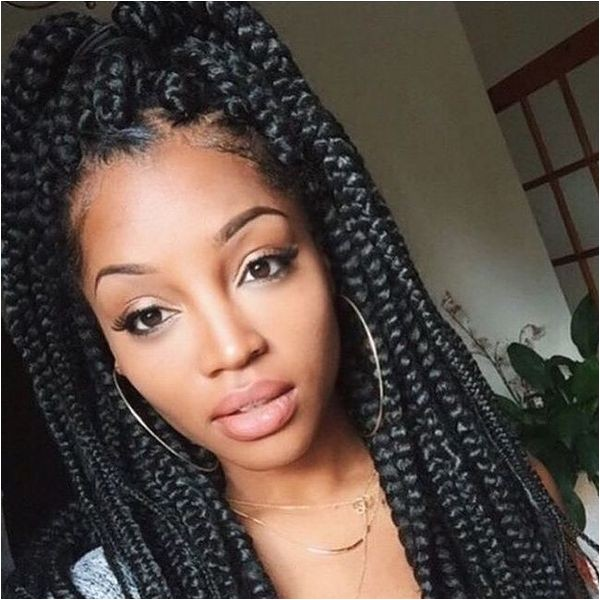 Hairstyles with Individual Braids Individual Braids Hairstyles Collection Of Single Braid