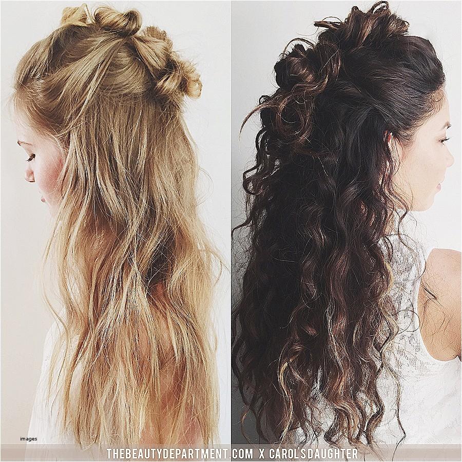 half straight half curly hairstyles new 13 half up half down hairstyles half up bun hairstyle trend