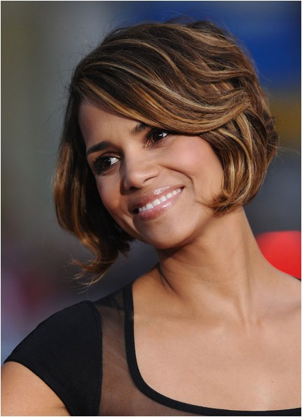 halle berry bob cut hairstyles