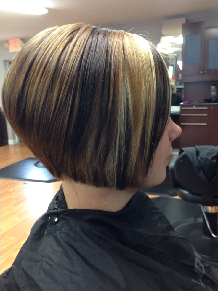 high back bob haircut