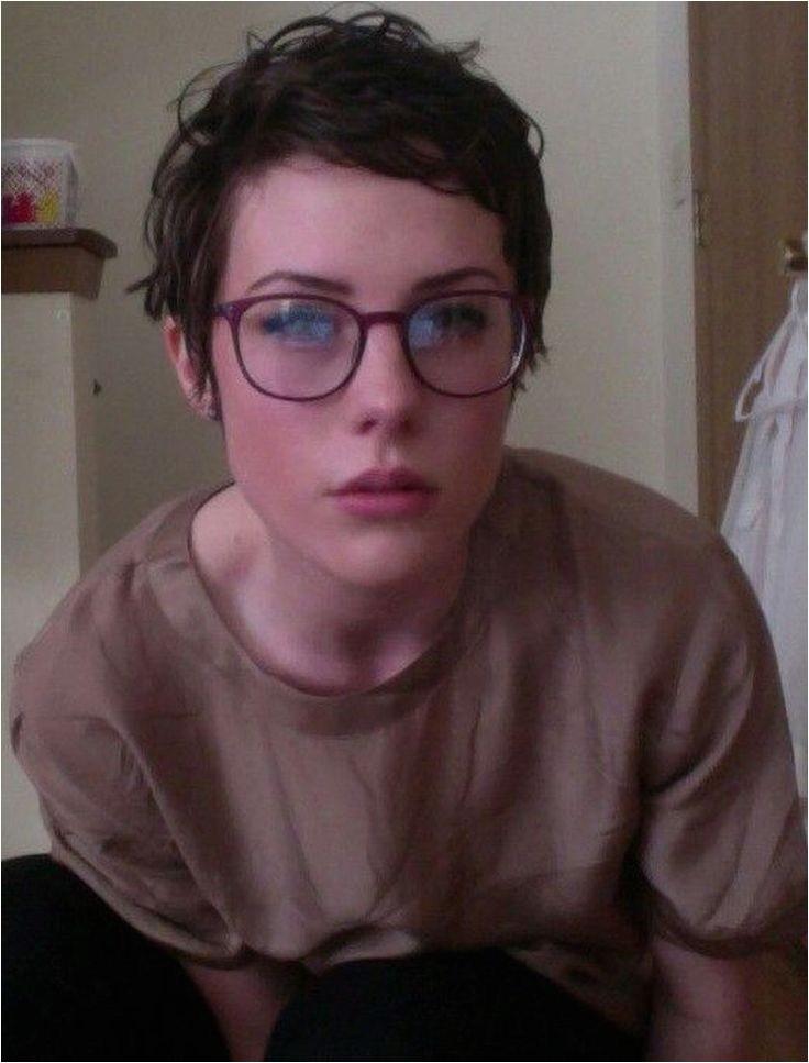 short hipster hair