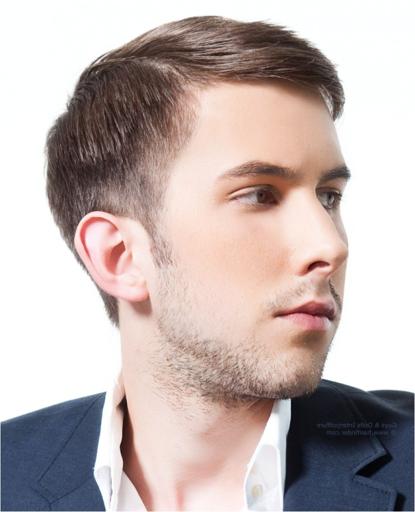 mens hairstyles b over