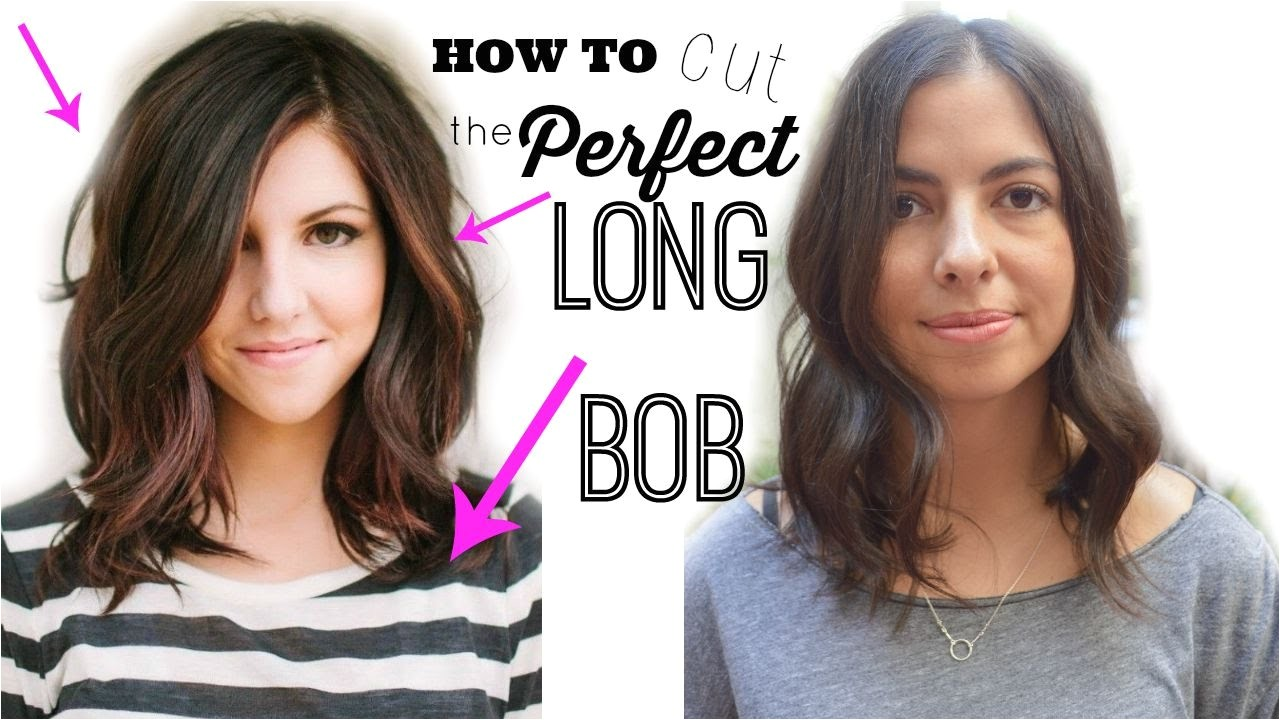 how to blow dry a french bob