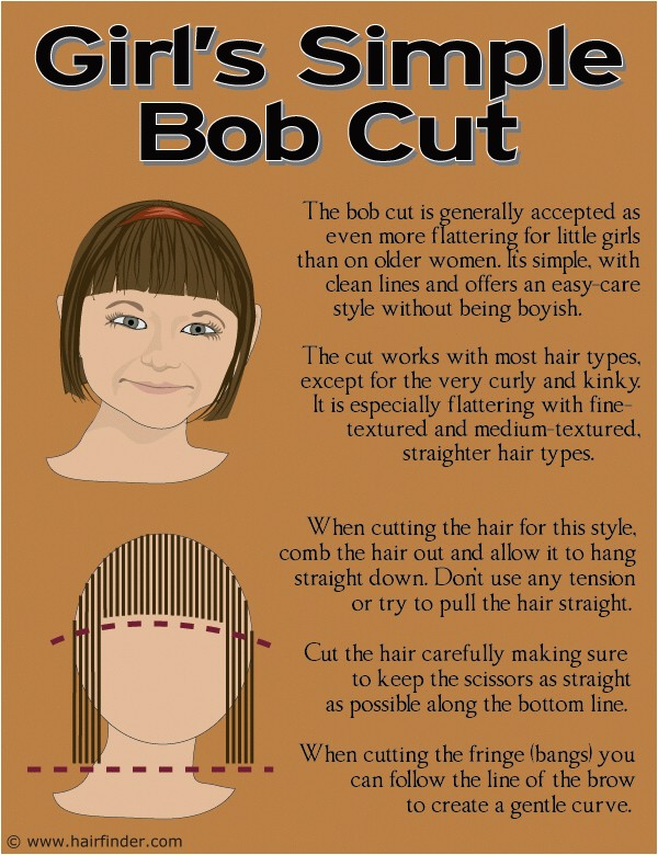 how to cut a bob hairstyle at home
