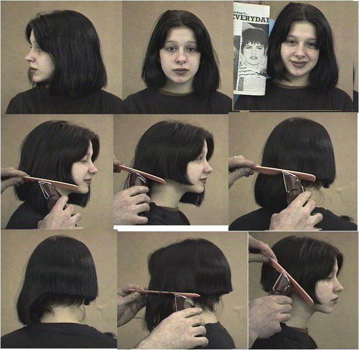 ideas for very short haircuts for thick wavy hair