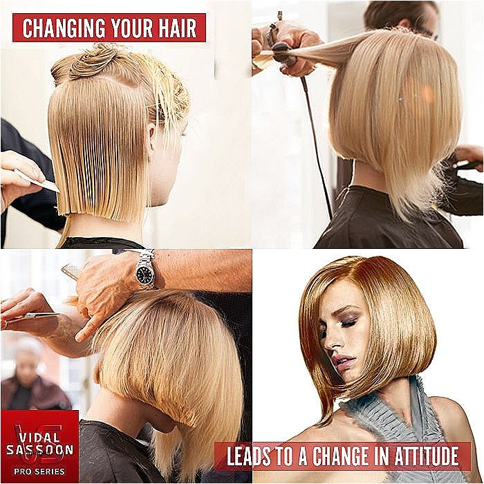 how to layer a bob haircut yourself