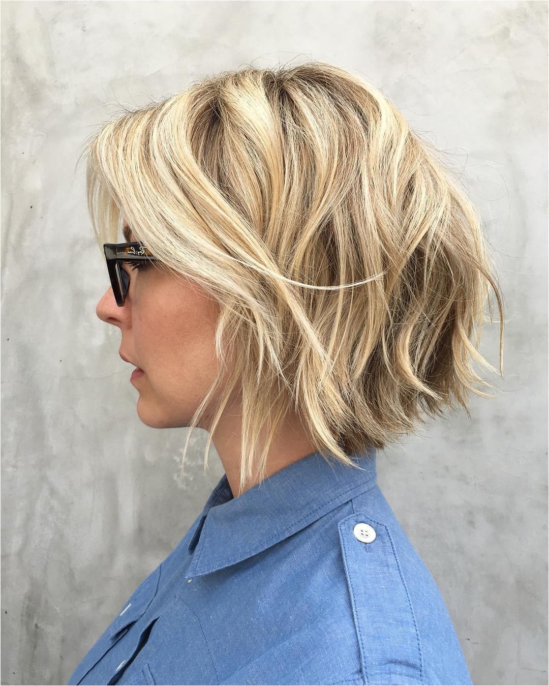 the tren st shaggy bob haircuts of the season