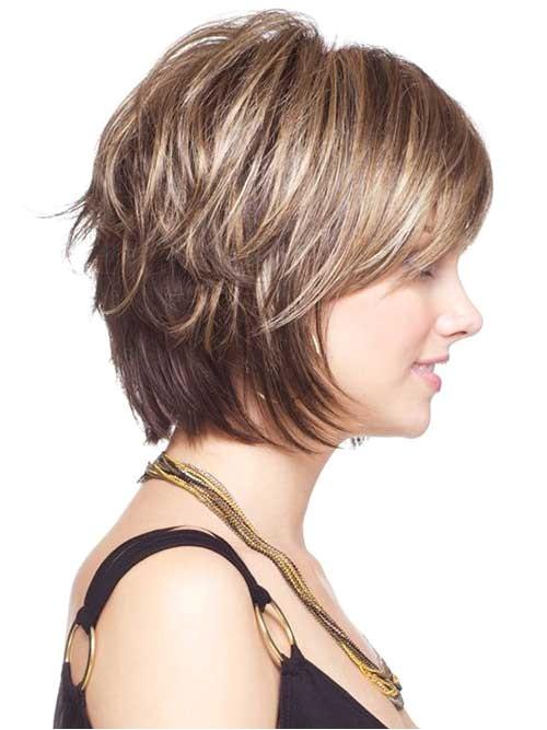 30 short layered hair