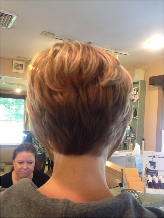 How to Cut A Stacked Bob Haircut Video 1