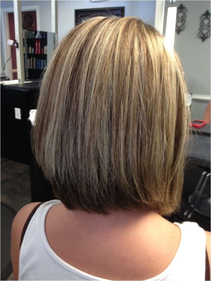 how to cut a swing bob haircut