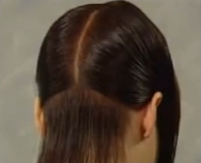 how to cut angled bob haircut myself