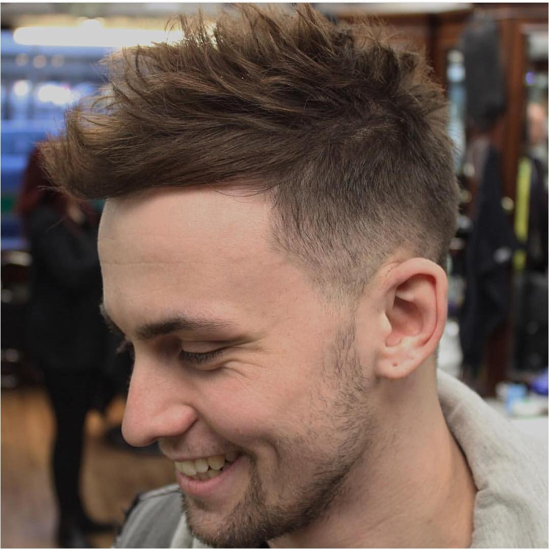 fade hairstyles for guys