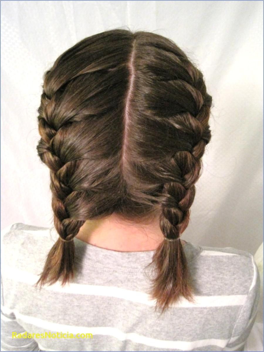 Braided Hairstyles for Short Hair Braided Hairstyles for Short Hair New Marvelous How to Double French