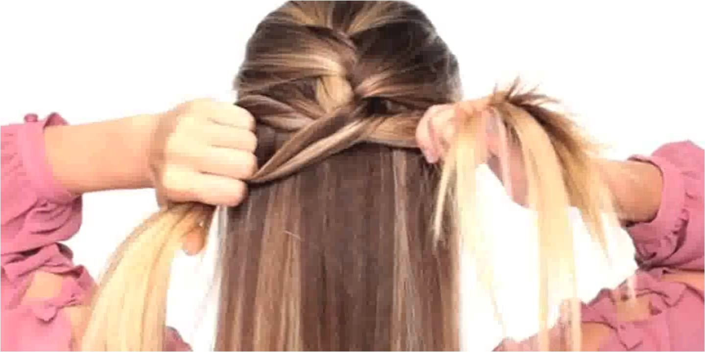 How to Do Cute Hairstyles On Yourself Easy Hairstyles to Do Yourself