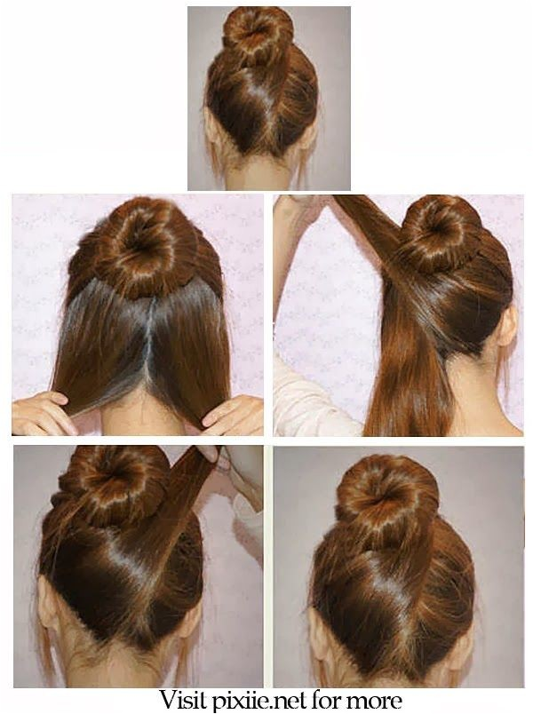 cool hair styles to do yourself