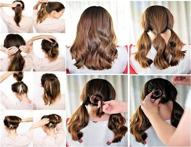 How to Do Cute Hairstyles with Short Hair How to Do Cute Hairstyles