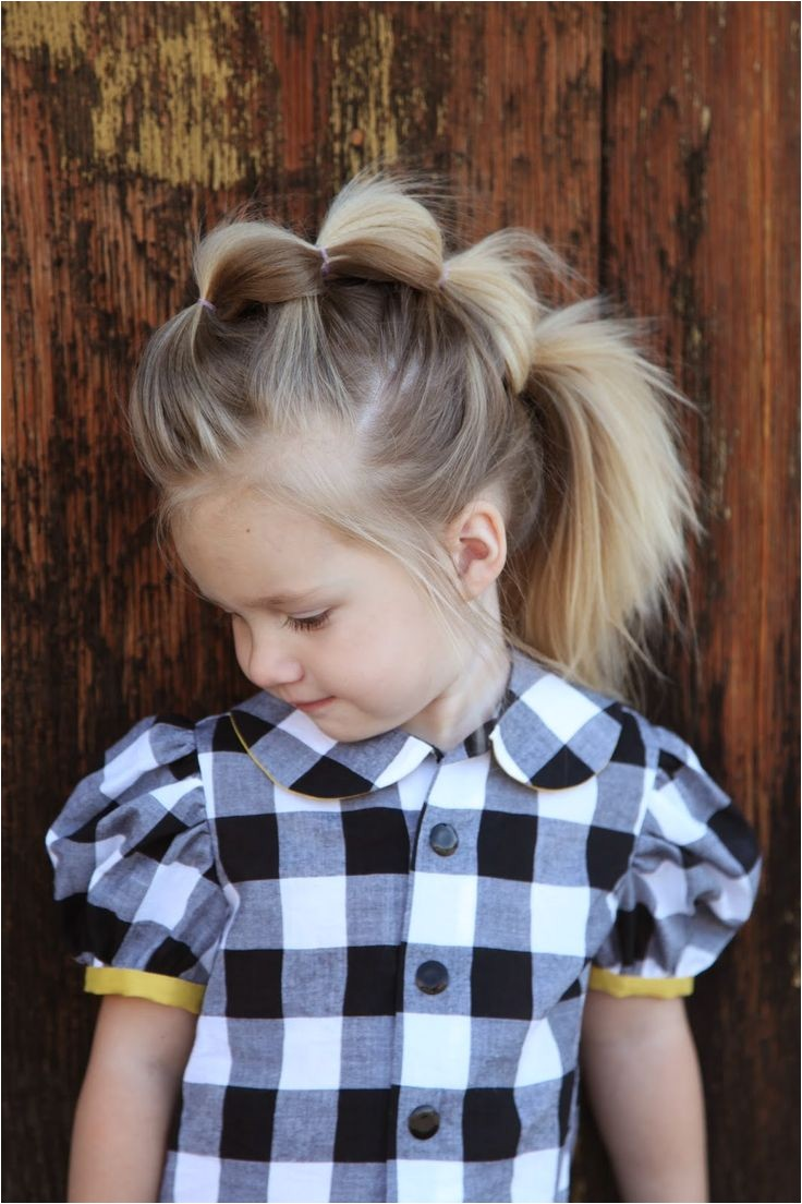 17 super cute hairstyles little girls