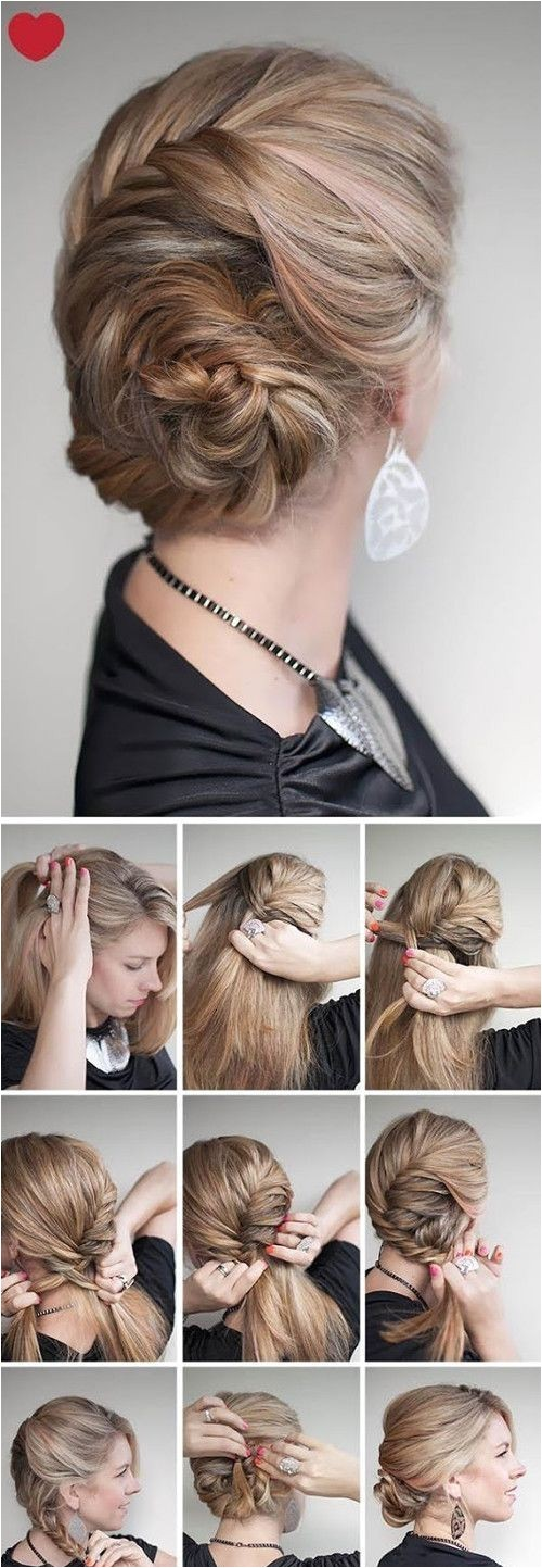 15 cute hairstyles step by step hairstyles for long hair respond