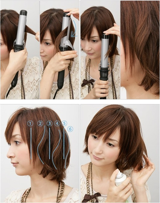 how to fix bob hairstyle