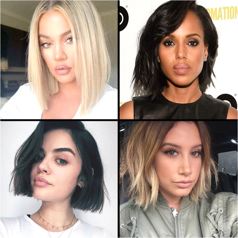 how to give yourself a bob haircut cool celebs with bob hairstyles