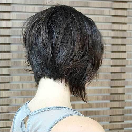 stacked haircuts for short hair