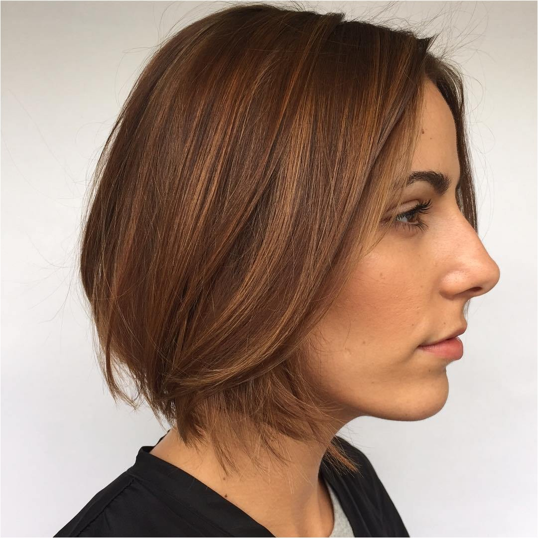 5 winning looks with bob haircuts for fine hair