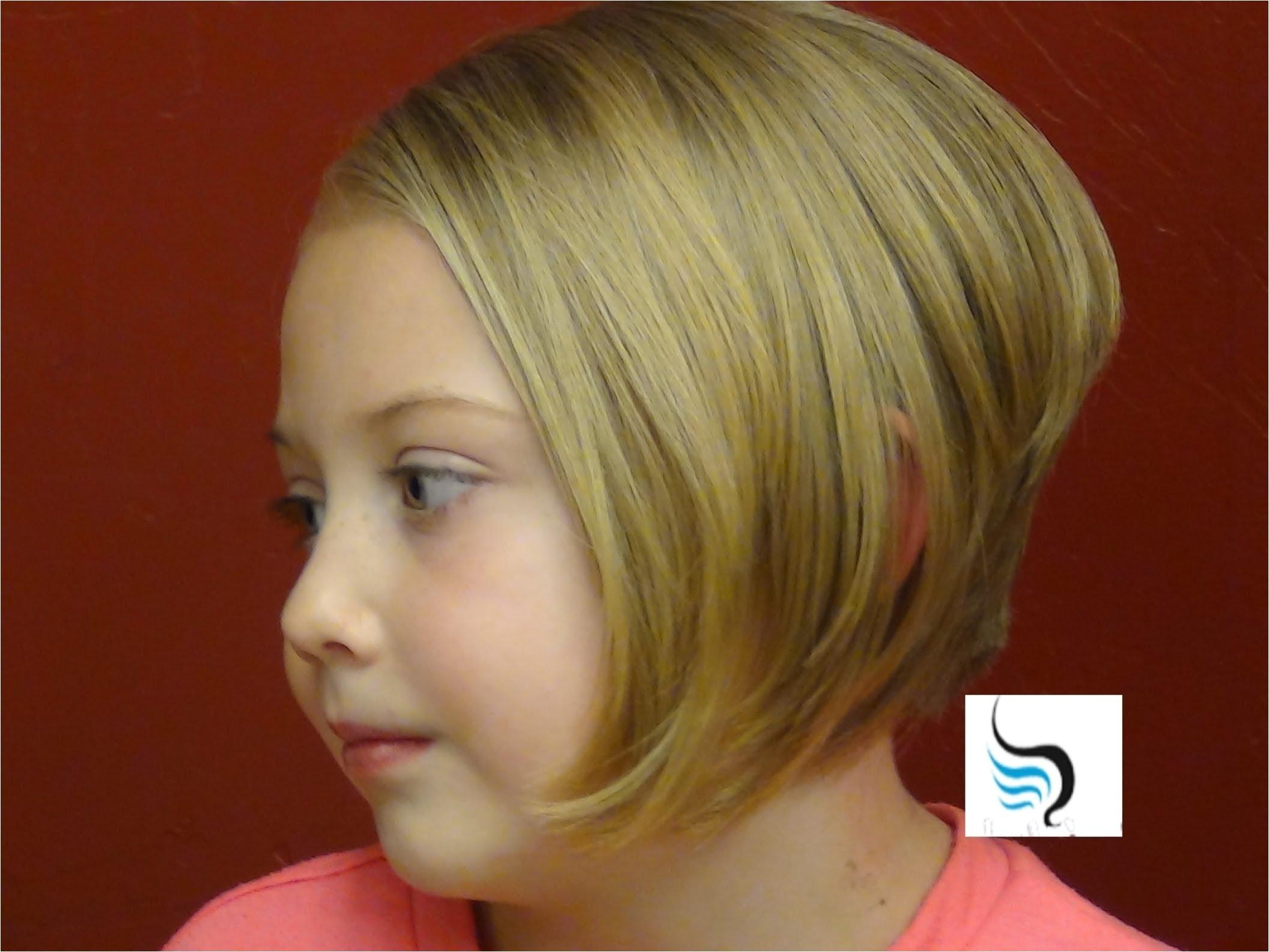 a line haircut