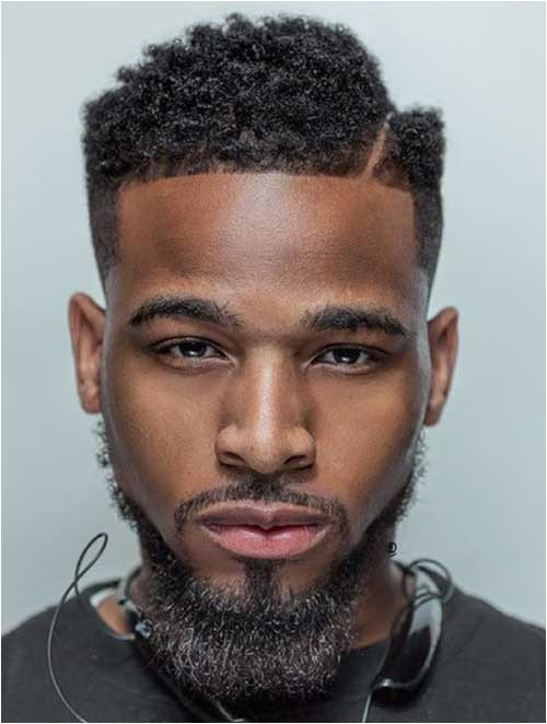 20 fade haircuts for black men